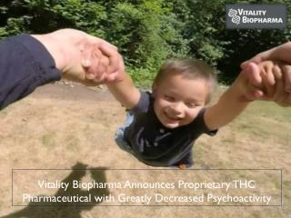 Newly developed compounds limit psychoactivity and cognitive impairment and may be especially useful for pediatric appli
