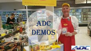 In-store demonstration companies offer product demonstration services