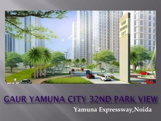 Gaur Yamuna City 32nd  Park View Plots Noida