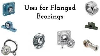 Different Types of flange mount bearing