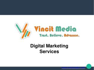 Digital Marketing Services at Affordable Price