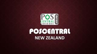 All POS system available at POS Central New Zealand