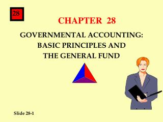 GOVERNMENTAL ACCOUNTING: BASIC PRINCIPLES AND THE GENERAL FUND