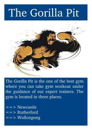 Newcastle Gym