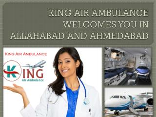 Need Emergency Air Ambulance Services in Allahabad