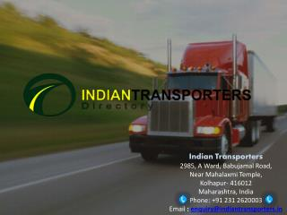 How to select the Best Packers and Movers in Nigdi Pune?