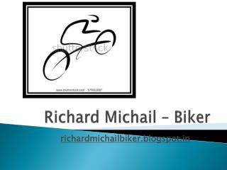Richard Michail – Biker