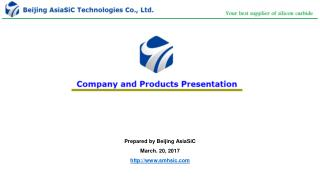 Beijing AsiaSiC: Silicon Carbide Manufacturer and Supplier