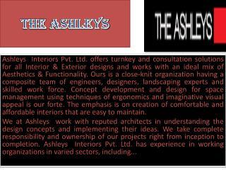 Best Interior Designers / THE ASHLEYS