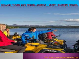 Iceland tours and travel agency - North Europe Travel