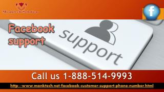 Is there any most easy way to deal with get Facebook Support 1-888-514-9993?
