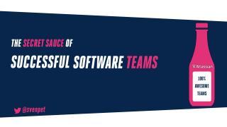The Secret Sauce of Successful Teams