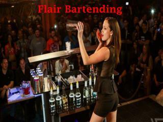 Flair Bartending - bartender4you.co.uk