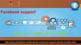 How do I contact Facebook Support 1-888-514-9993?