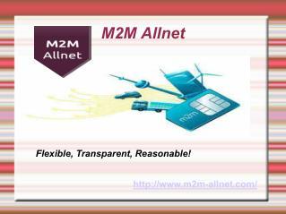 Fleet Management System For Business Needs - M2M-Allnet