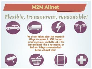 Leading Telecommunication Service Provider – M2M-Allnet