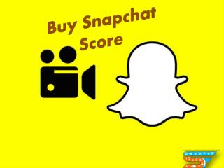 Buy Snapchat Score to Become Popular on Snapchat