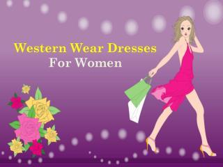 Western Wear Dresses For Women