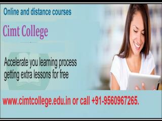 Distance/Correspondence MBA Colleges in Delhi - NCR