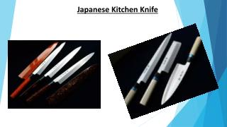 Japanese Kitchen Knife-Cool-japan-products.com