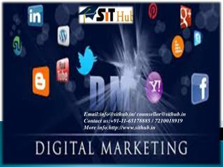 Digital marketing course, training, instiute in dwarka, janakpuri, uttam nagar