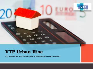 1,1.5, 2 BHK Luxury Flats in Pisoli,Pune - VTP Urban Rise | ( 91) 9953 5928 48