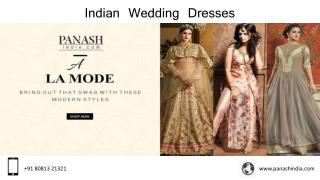Panash Indiais is one of the leading brand in women ethnic wear online.