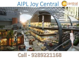 AIPL Joy Central, Retail Shops, Food Courts Sector 65 Gurgaon