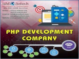 Php Development and Web Development Company in India