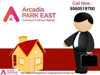 Arcadia Parkeast Call@9560519700