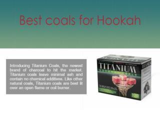 Best Hookah Coals | Charcoal for Hookah