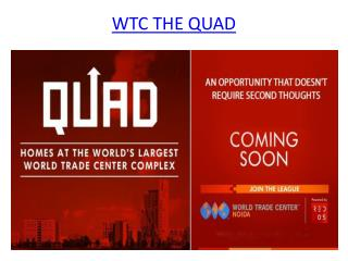 Wtc Group - WTC The Quad