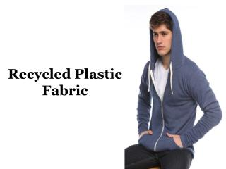 Recycled Plastic Fabric