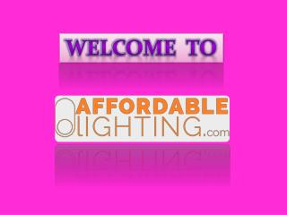 Affordablelighting.com - Outdoor LED Flood Light