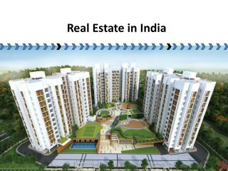 best real estate in India