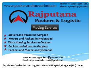 Ware Housing Services in Gurgaon
