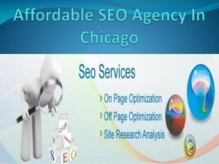 Affordable SEO Agency In Chicago