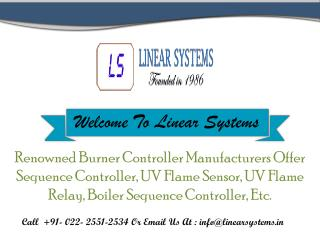 Boiler Sequence Controller Manufacturers