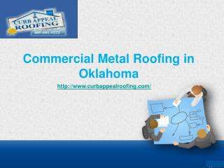 Commercial Metal Roofing in Oklahoma