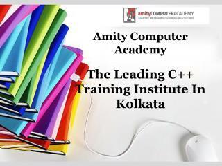 The Leading C   Training Institute In Kolkata