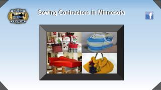 Excellent Sewing Contractors Company in Minnesota, Minneapolis