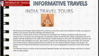 India Tours to Portblair