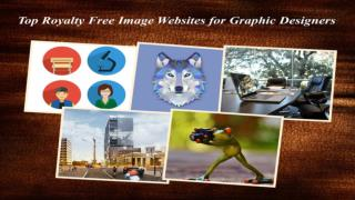 Top Royalty Free Image Websites