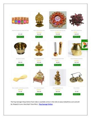 Puja Samagri Online