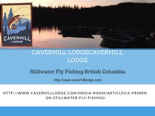 Stillwater Fly Fishing British Columbia