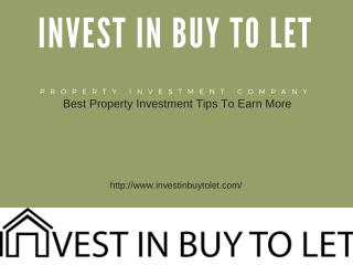 Best Property Investment Tips To Earn More