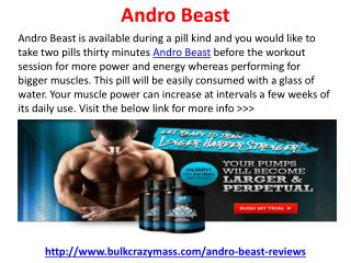 Andro Beast