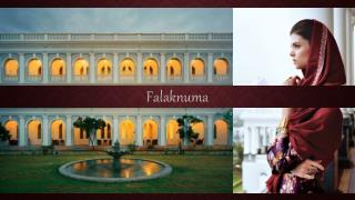 Studio Voylla makes Falaknuma Palace its muse!