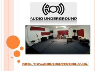 London Rehearsal Rooms