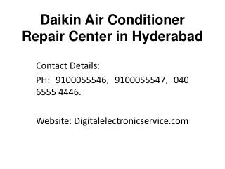 This is often whereby the repair & defend set up of an Air conditioner repair center comes in to defend you and assist y
